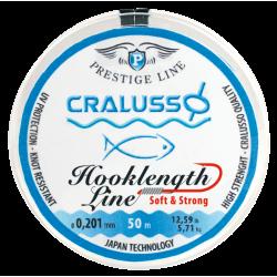 Cralusso Prestige Hooklenght Line 50 m