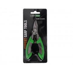 Carp Pro Steel Braid Scissors