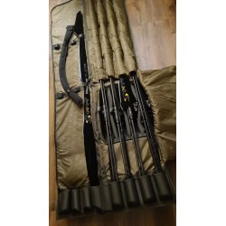 Carp Spirit Magnum Rod Holder 4+4Rods 12/13 ft