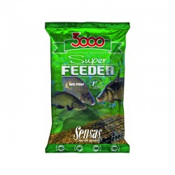 Zanęta Sensas 3000 Super Feeder Big Fish 1 kg