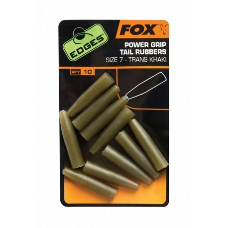 Nasadki Fox Edges Power Grip Tail Rubbers