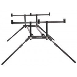 DAM MAD Alu Twin Back Bone Rod Pod