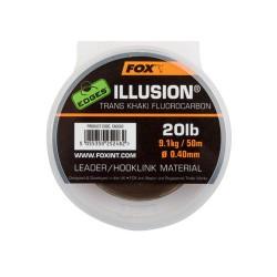 Fox Edges Illusion Fluorocarbon