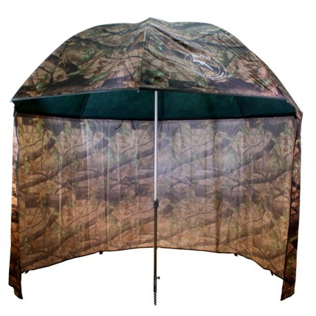 Delphin PVC Camo Umbrella 250