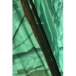 Delphin PVC Camo Umbrella 250
