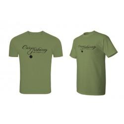 T-shirt Delphin Carp Fishing