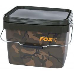Fox Square Bucket Camo 17 l