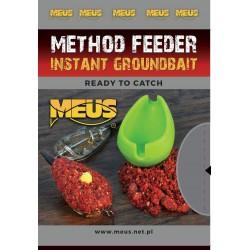 Meus Method Feeder Instant Groundbait 700g