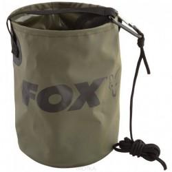Fox Collapsable Water Bucket