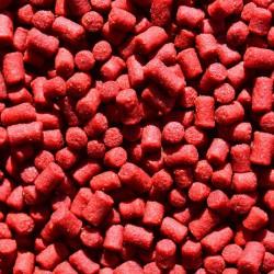 Pellet na wagę Truskawka 12 mm / 1kg