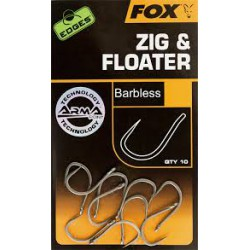 Fox Edges Armapoint Zig & Floater Barbless