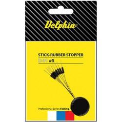 Delphin Stick Rubber Stopper