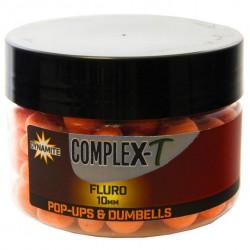 Dynamite Baits CompleX-T Fluro Pop-ups & Dumbells