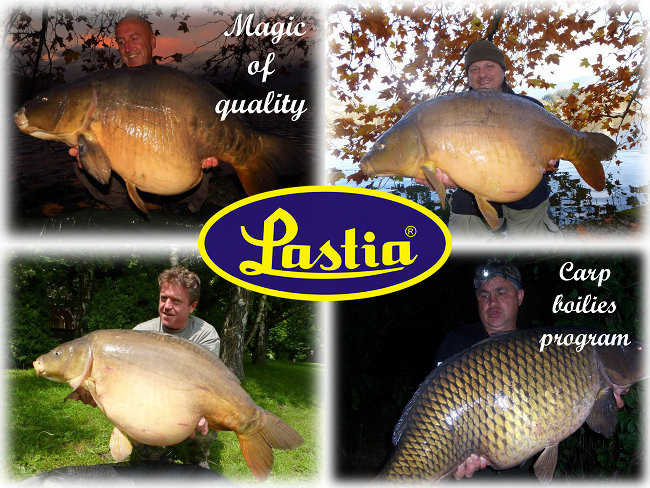 Lastia Halibut Hook Pellets