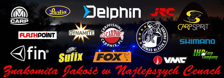 Produkty Delphin&Fin w sklepie wędkarskim Carpmix.pl